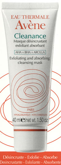 AVENE CLEANANCE MASCARI  40 ML [SF]