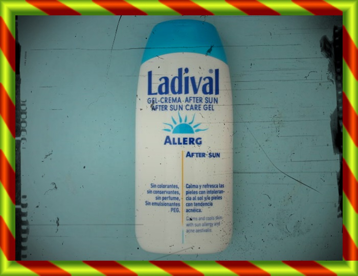 LADIVAL GEL CRE AFTERSUN 200