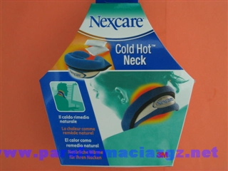 NEXCARE COLDHOT NECK COLLAR