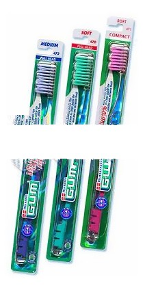 CEPILLO GUM 472 MD NORMAL