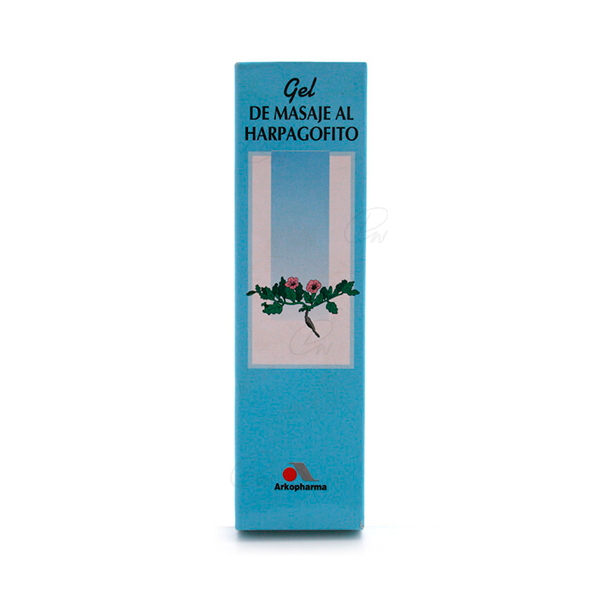 GEL MASAJE HARPAGOFITO 80 ML