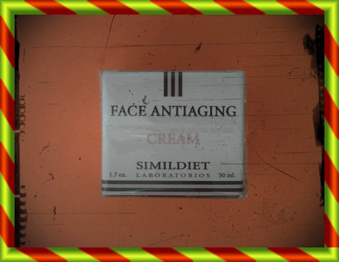 FACE ANTIAGING CREMA 50 ML