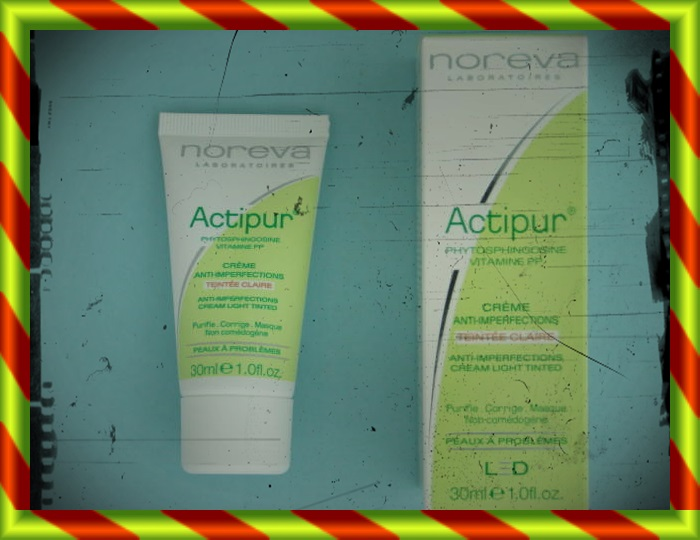 ACTIPUR ANTI IMPERF COLOR 30