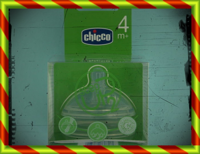 TETINA CHICCO STEP UP 2 BA SILI FRA 4M 2