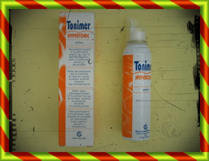 TONIMER HIPERTONICO SPRAY 125 ML