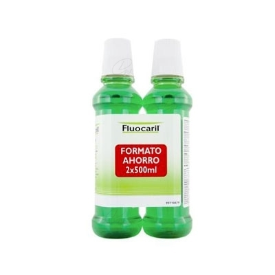 FLUOCARIL COLUTORIO 2X500 ML