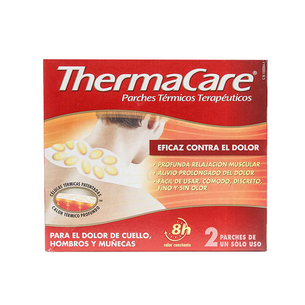 THERMACARE CUELL HOMB MUEC 2U