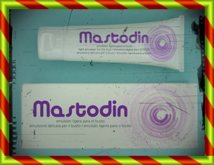 MASTODIN EMULSION BUSTO 50 ML