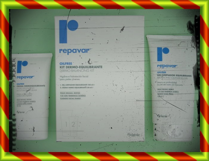 REPAVAR OILFREE KIT DERMO