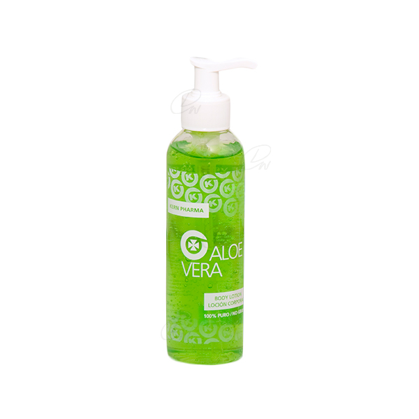 GEL ALOE VERA KERN PH 250 ML