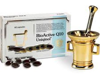 BIOACTIVE Q10 UNIQUINOL 60CAPS [SF]
