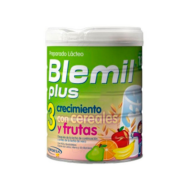BLEMIL PLUS 3 CEREAL FRUTA 800
