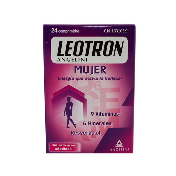 LEOTRON MUJER 24COMP