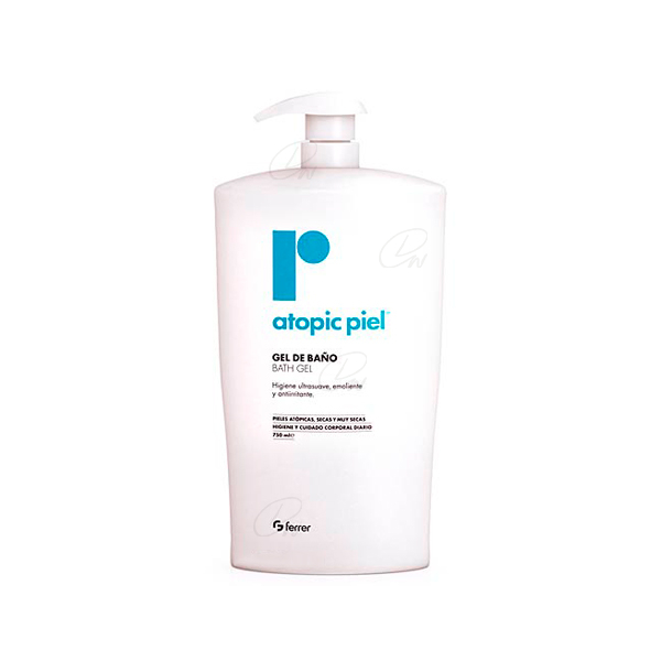 ATOPIC PIEL ECO GEL BAO 750ML