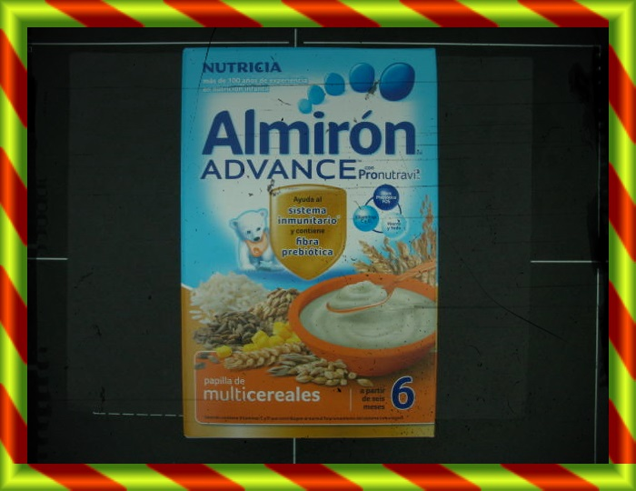 ALMIRON ADVANCE MULTICER 600