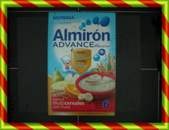 ALMIRON ADVANCE5CE/FR/BIB600