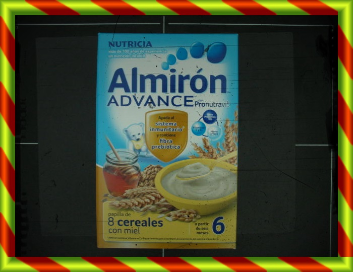 ALMIRON ADVANCE 8CERMIEL 600