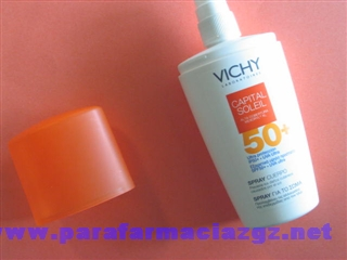 VICHY SPRAY SOLAR F50+ 125