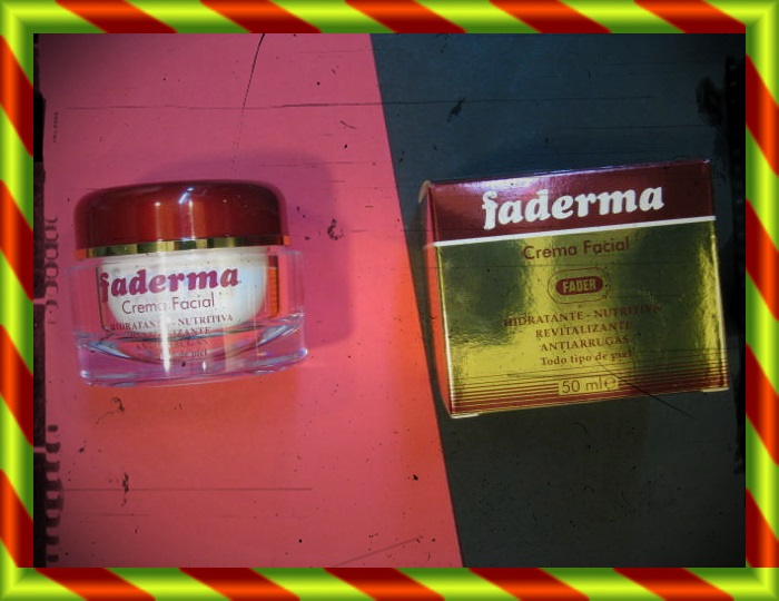FADERMA CREMA FACIAL 50ML