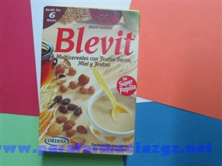 BLEVIT MULTIC FRUT SECOS 300