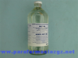 MCT SHS ACEITE 500 ML