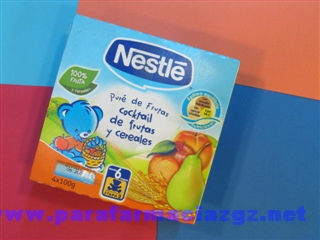 NESTLE PURE COCKT FRUT 4X100