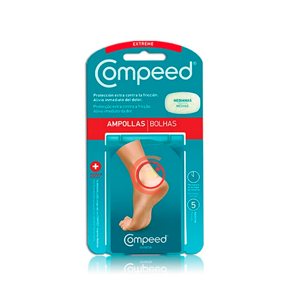COMPEED AMPOLLAS MEDIANO