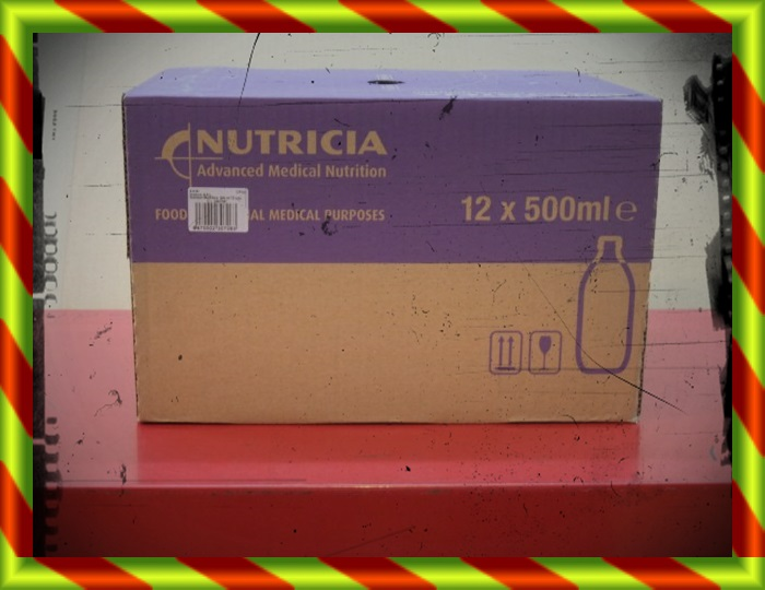 NUTRISON MULTI FIBRE 12X500 ML