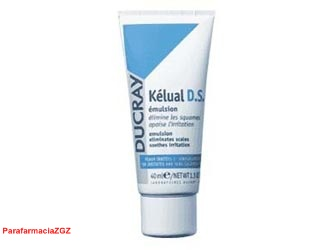 KELUAL DS DUCRAY EMULSION 40
