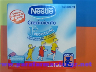 NESTLE JUN CRECIM 4 X 500 ML