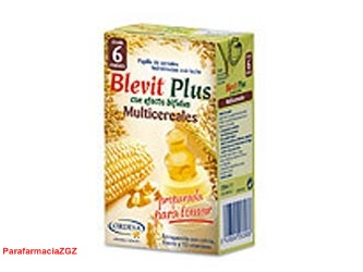 BLEVIT PLUS MULTICER 250 ML