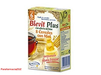 BLEVIT PLUS 8 CER MIEL 250ML