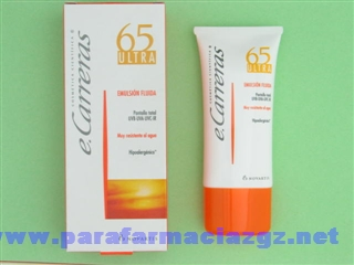 EMULSION SOLAR 65 ULTRA E CARRERAS 50 ML [BP]