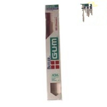 CEPILLO DENTAL ADULTO GUM- 333 COMPACTO SUAVE [BP]