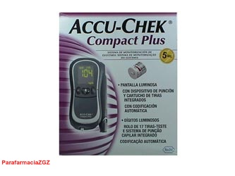 ACCUCHEK COMPACT PLUS