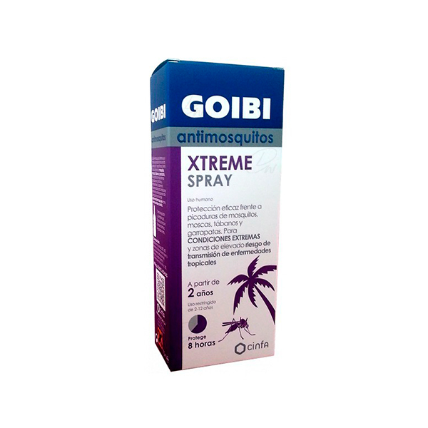 GOIBI XTREME TROPICAL SPRAY