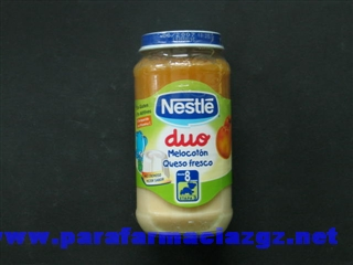 NESTLE DUO MELOCOTON QUESO F