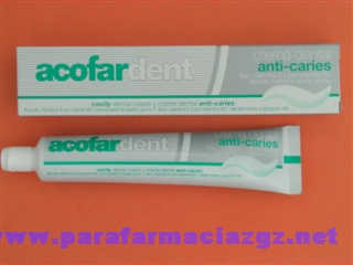 ACOFARDENT DENTIFRICO ANTICARIES  75 ML