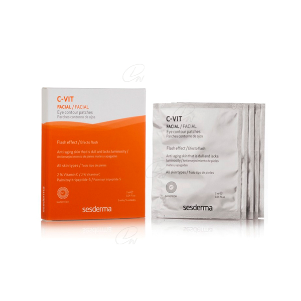 C VIT PATCH CONT OJOS 5X7 ML