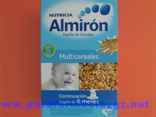 ALMIRON MULTICEREALES 600