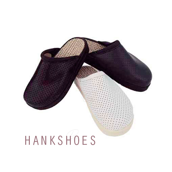 ZUECOS HANKSHOES RELAX BLANCO T-35