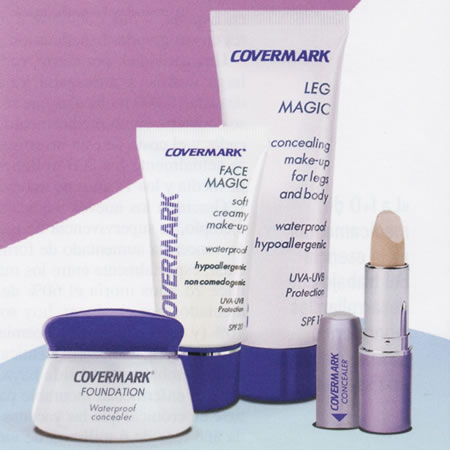 COVERMARK LEG MAGIC SPF16 4