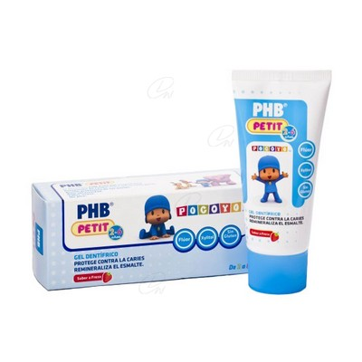 PHB PETIT GEL DENTIFRICO 50