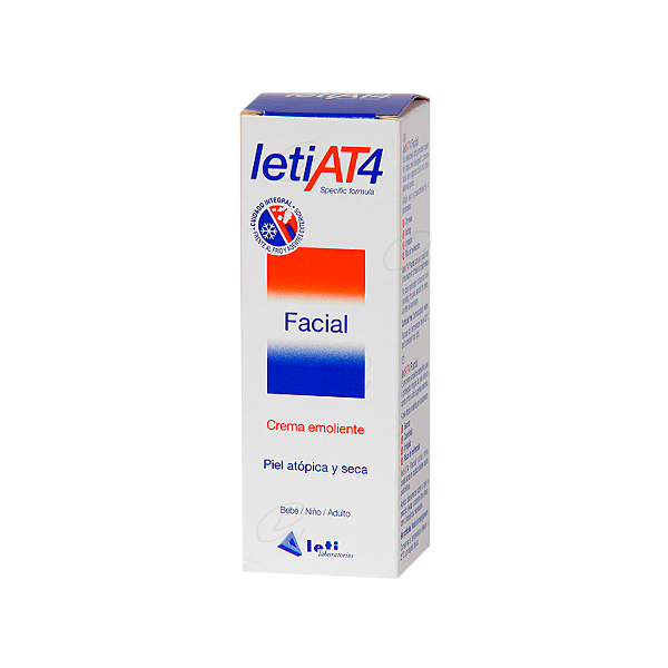 LETI AT 4 FACIAL 50 ML