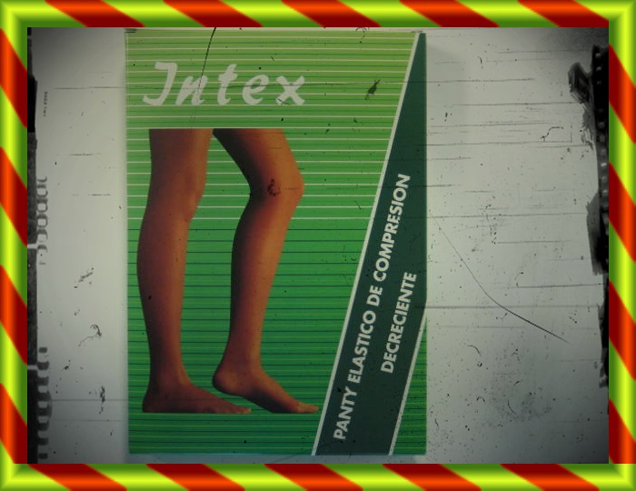 PANTY INTEX 280 BEIGE T 4 [SF]