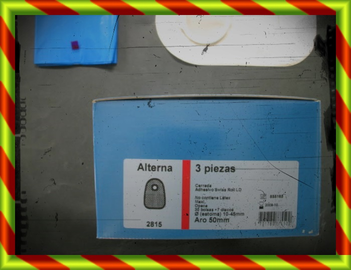 COLOPLAST 2815 ALTER MAX OP 50