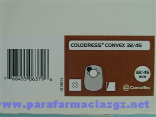 COLODRESS CONVEX 32-45 30B+7AP