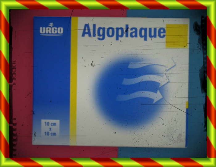 ALGOPLAQUE HP 3 AP 10X10