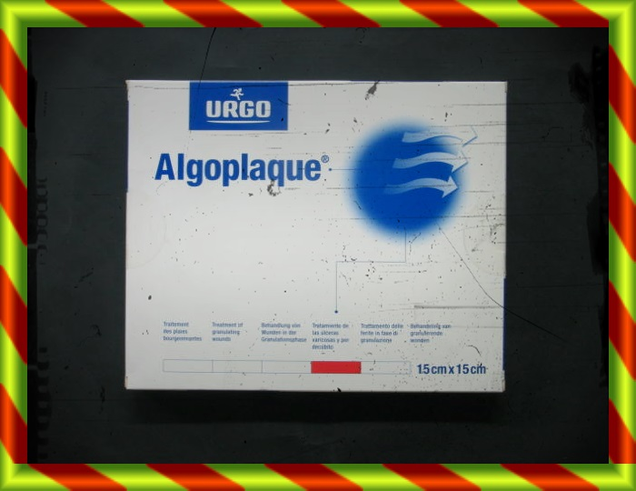 ALGOPLAQUE HP 3 AP 15X15