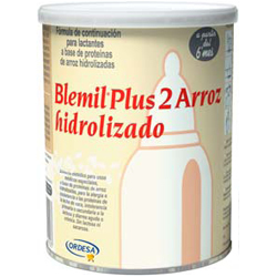 BLEMIL PLUS 2 ARROZ HIDRO 400G